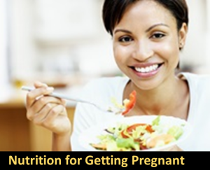 Tips for getting pregnant